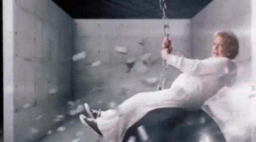 "Betty White imita a Miley Cyrus y su ""wrecking ball"""