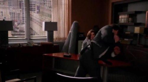 Will se enfrenta a Alicia al saber que va a dejar Lockhart/Gardner