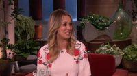 Kaley Cuoco se casa en directo en televisión