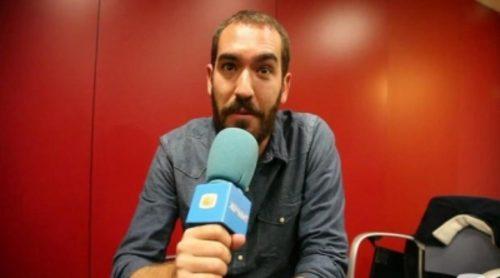 """Jorge Ponce: """"'En el aire' es como un cumpleaños de Lady Gaga, donde nunca sabes cómo va a acabar"""""""
