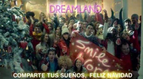 """El reparto de 'Dreamland' felicita la Navidad con un nuevo videoclip de """"Live the Life"""""""