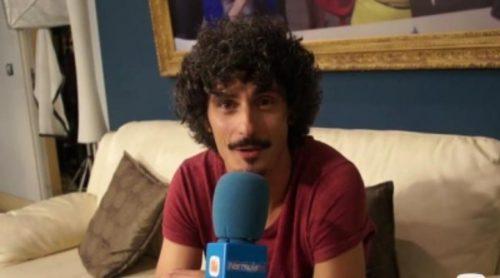 """Antonio Pagudo: """"Podría venir Daniel Diges a 'La que se avecina'. Me gusta mucho su pelo"""""""
