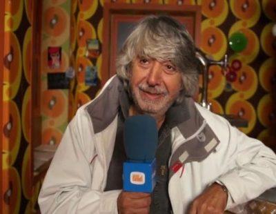 """Ricardo Arroyo ('La que se avecina'): """"Es mejor ser huevón que león porque no te metes en los charcos"""""""