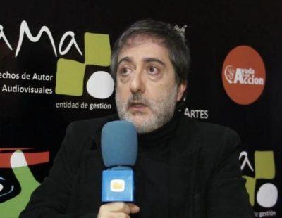 """Javier Olivares: """"Cuando creamos 'Isabel' no nos limitamos a escribirla, sino que la hicimos producible desde el guion"""""""