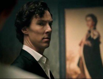 Nuevo tráiler de la tercera temporada de 'Sherlock'