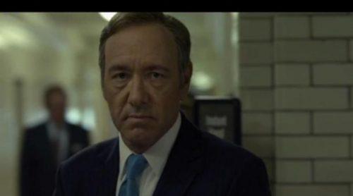 Primer tráiler de la segunda temporada de 'House of Cards' con imágenes de los nuevos capítulos