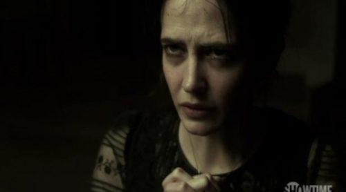 Eva Green reza ante la llegada de los demonios de 'Penny Dreadful' en 2014