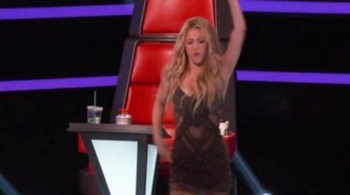 Shakira regresa a 'The Voice' en la primera promo de la sexta edición