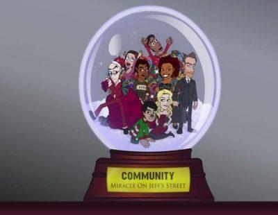 Los protagonistas de 'Community' se convierten en personajes animados en el trailer de la quinta temporada