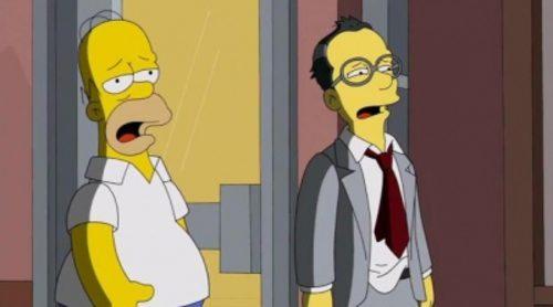 La fantasía de Hayao Miyazaki llega a 'Los Simpson'