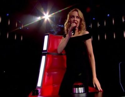 'The Voice UK' estrena tercera temporada con Kylie Minogue como principal novedad