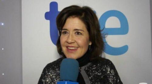 """María Pujalte ('Los misterios de Laura'): """"Me gustaría disfrutar de Laura Lebrel todo lo que pueda"""""""