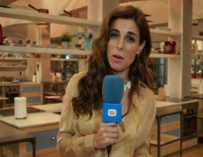"""Raquel Sánchez Silva: """"Paco Torreblanca ha sido un flechazo televisivo absoluto en 'Deja sitio para el postre'"""""""