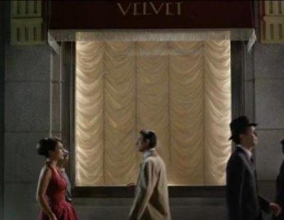 Teaser de 'Galerías Velvet' con la música de Birdy