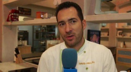 """David Pallàs ('Deja sitio para el postre'): """"Un programa de cocina y uno de repostería son complementarios, no es una cosa u otra"""""""