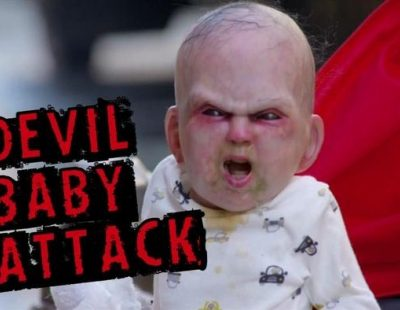 """Spot viral para promocionar la película de terror """"Devil's Due"""""""