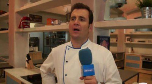 """Sergi Vela: """"Ya tocaba realizar un programa de pastelería como 'Deja sitio para el postre'"""""""