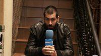 """Rubén Cortada ('El Príncipe'): """"Me fui a vivir a Lavapiés para tomar referencias y así preparar el personaje de Faruq"""""""
