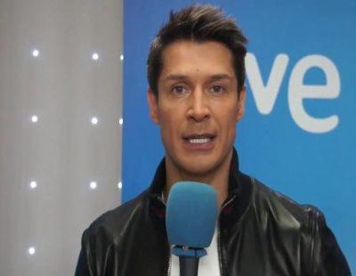 """Jaime Cantizano ('¡Mira quién baila!'): """"Prefiero no prestar mucha atención a la competencia, la televisión es una batalla permanente"""""""
