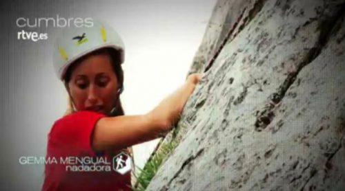 Así es 'Cumbres', el nuevo espacio de montañismo de Edurne Pasabán