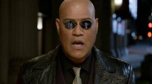 "Anuncio de KIA K900, con Laurence Fishburne de Morfeo de ""Matrix"", de la Super Bowl 2014"