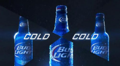 Anuncio Bud Light Cool Twist de la Super Bowl 2014