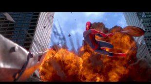 """Tráiler de """"The Amazing Spider-Man 2"""" de la Super Bowl 2014"""