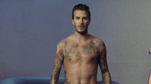 Anuncio de David Beckham para H&M en la Super Bowl 2014