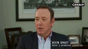 """Kevin Spacey: """"La posibilidad de ver 'House of Cards' completa de un tirón es una experiencia parecida a la lectura de una novela"""""""