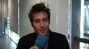 """Rodrigo Guirao: """"Me da mucho pudor desnudarme y seguir concentrado en la actuación"""""""