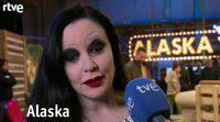 "Alaska: ""Me gusta mucho sentarme a entrevistar a la gente con calma"""