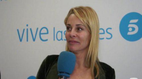 """Belén Rueda ('B&b'): """"Siempre hay un punto de miedo con las audiencias, y sino es que nos creeríamos Dios"""""""