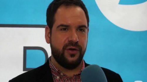 """Jorge Usón ('B&b'): """"Mi personaje tiene una máscara, pero debajo hay una persona que no lo está pasando tan bien"""""""