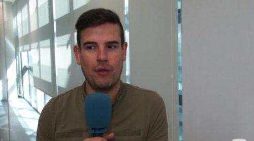 """Raúl: """"Me veo con muchas posibilidades de ganar la preselección de Eurovisión"""""""
