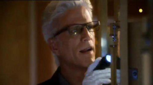 Los forenses de 'CSI: Las Vegas' llegan a Cuatro