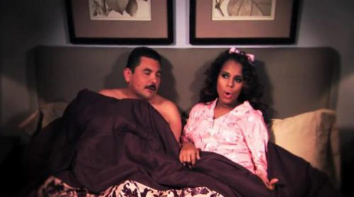 Kerry Washington protagoniza 'Escándalo', la parodia latina de 'Scandal'