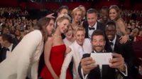 """El """"selfie"""" de los Oscar es la foto con más retweets de la historia"""