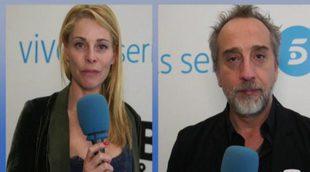 Cara a cara 'B&b': Belén Rueda vs Gonzalo de Castro