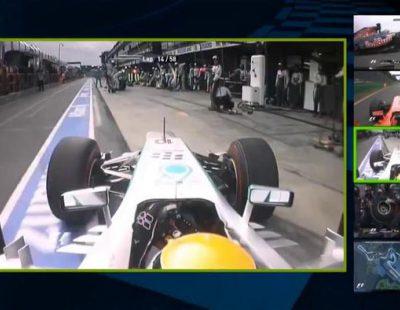 Cobertura FormulaTV: Movistar Fusión TV presenta su oferta deportiva