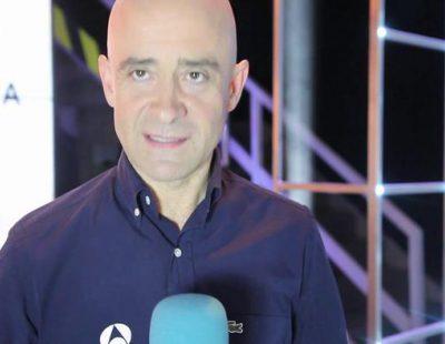 """Antonio Lobato: """"Luis Velo (Movistar TV) no ha visto un previo de Fórmula 1 en los últimos 11 años"""""""