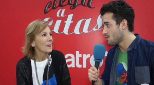 """Elena Irureta ('Ciega a citas'): """"Me hace mucha ilusión hacer un personaje del empaque de Maruchi"""""""