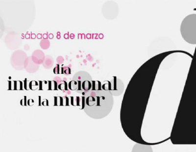 Cortinilla de Divinity con motivo del Día Internacional de la Mujer