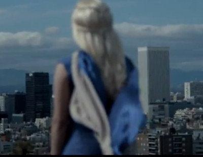 Daenerys, Jon Nieve y Jaime Lannister dejan el mundo de 'Juego de tronos' y se cuelan en Occidente en la nueva promo de Canal+