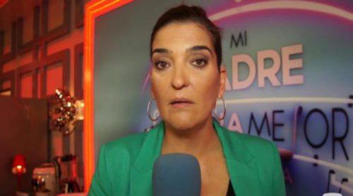 """María Jiménez: """"'Mi madre cocina mejor que la tuya' no es un concurso para ver quién es el mejor cocinero del mundo"""""""