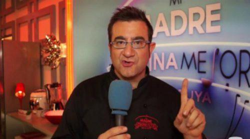 """Sergio Fernández: """"Es cierto que hay muchos programas de cocina, pero también los hay del corazón e informativos"""""""