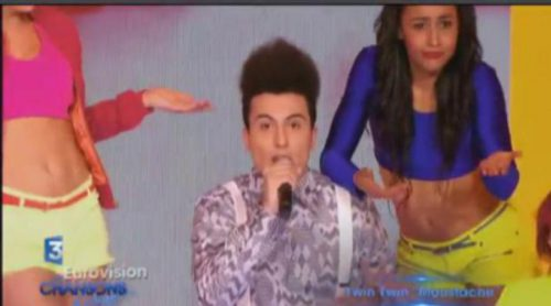 "Twin Twin y su ""Moustache"" representarán a Francia en Eurovision 2014"
