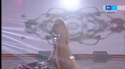 """Cristina Scarlat representará a Moldavia con """"Wild soul"""" en Eurovisión 2014"""