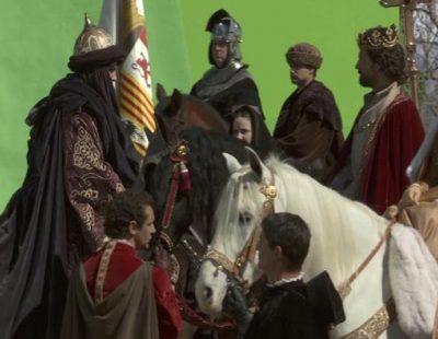 Casi 700 planos de la segunda temporada de 'Isabel' contaron con efectos especiales digitales