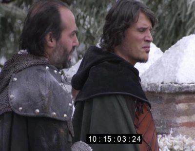 La primera temporada de 'Isabel' contó con casi 300 planos de efectos especiales digitales