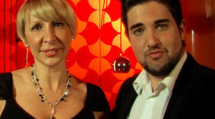 """Videoclip de """"Gente de España"""", la canción de Dámaso Angulo ('GH12') y Rosalez"""